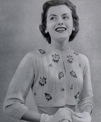 Jacket Pattern No. 487