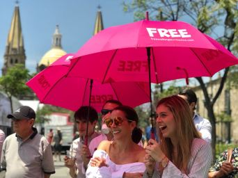 free tour guadalajara by Free Walking Tour Mexico