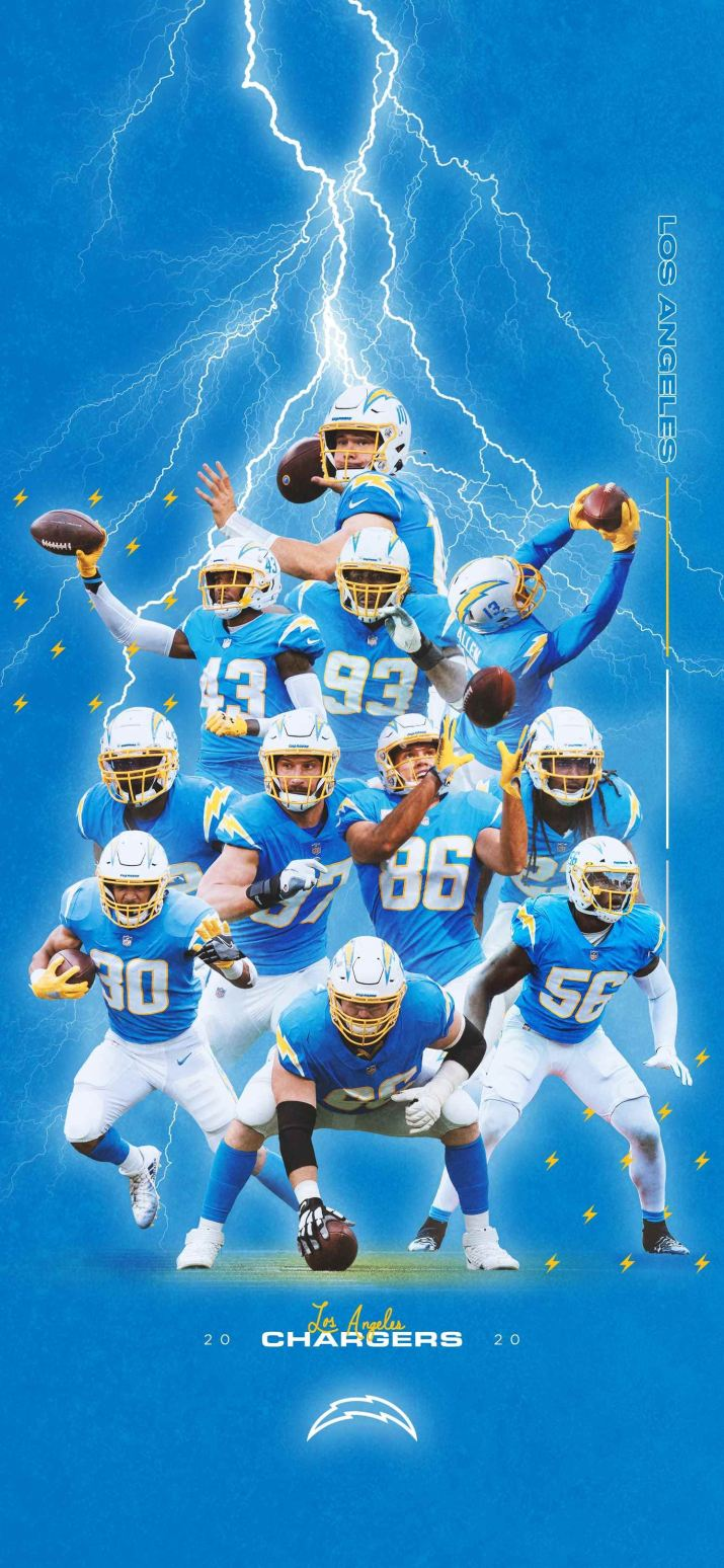 Chargers Wallpaper 9 Chargers Wallpaper