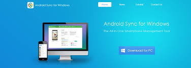 Android Sync For Windows