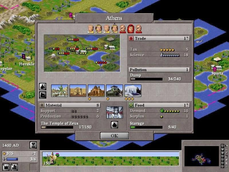 C-Evo Screenshot
