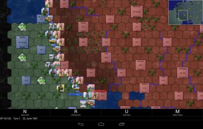 Operation Barbarossa 3.6.6.6 Screenshot