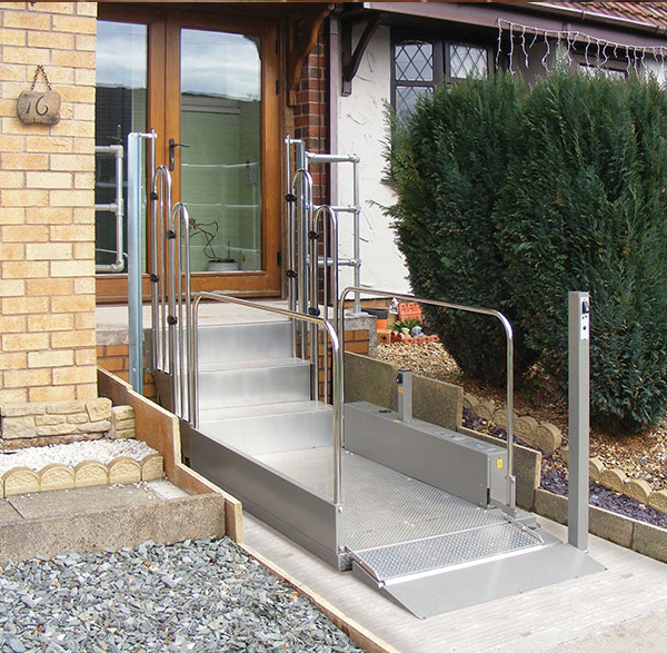 TSL1000 Wheelchair Step Lift