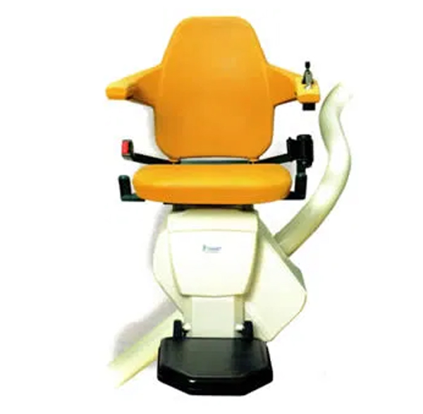 curved stairlift for homes