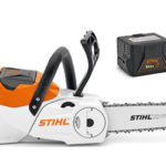Stihl MSA 140 C-BQ with AK 30 and AL 101 Compact Battery Chainsaw 1