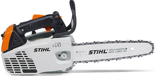 Stihl MS 193 T compact 1.3kW Arbonist Chainsaw with 2-MIX technology