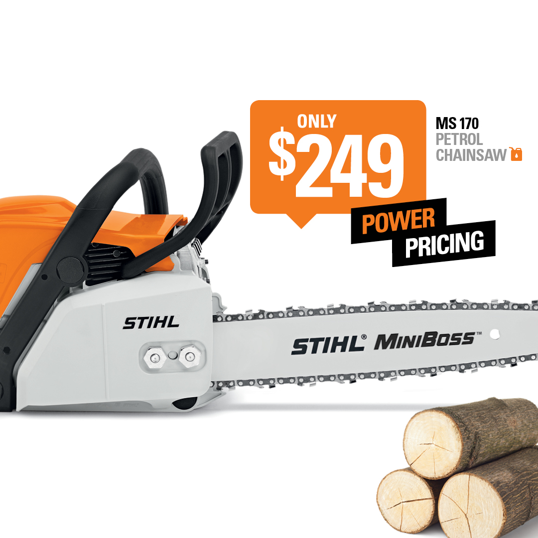 Stihl MS 170 Mini Boss™ Chainsaw