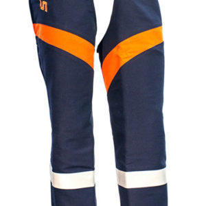 Stihl Government & Utility Protective Chaps - Navy