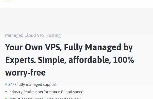 Scala VPS hosting Offer