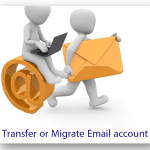 How to Migrate Email account with data to new webhosting