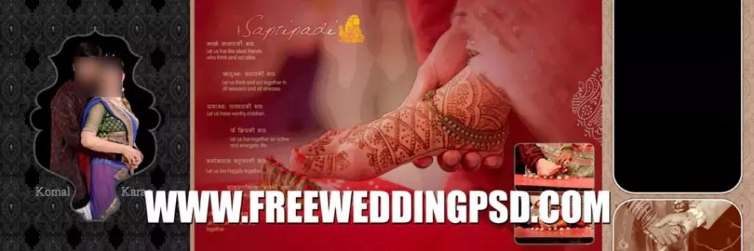 wedding psd free templates