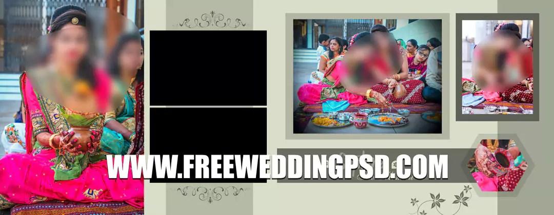 Wedding album psd templates free download india