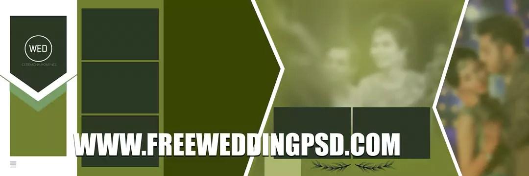 creative wedding album design templates psd free download