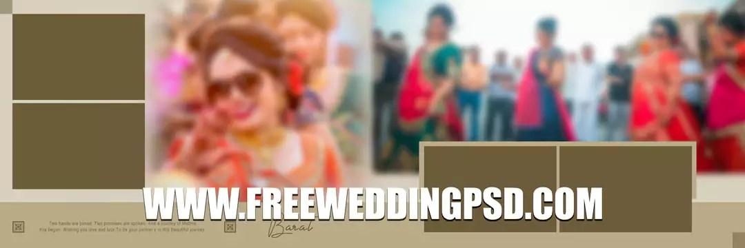 indian wedding photo album psd templates free download
