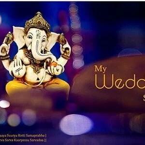 indian Wedding Album PSD Vidhi vol 01