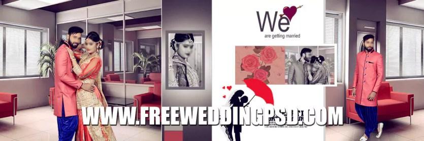 karizma album DM 12×30 psd wedding background free download 2020