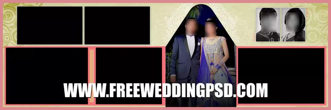 free wedding mockup psd
