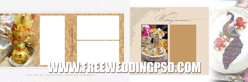 wedding magazine psd free