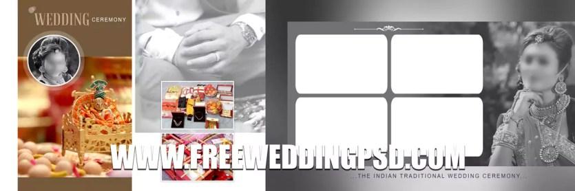 wedding reception psd