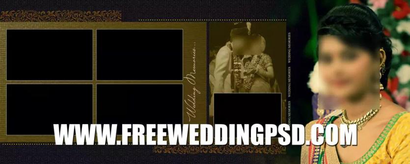 wedding psd files free download