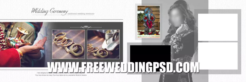 wedding psd free