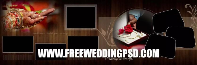 undangan wedding psd