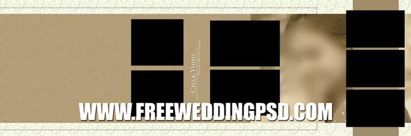 indian wedding photography album design psd hd