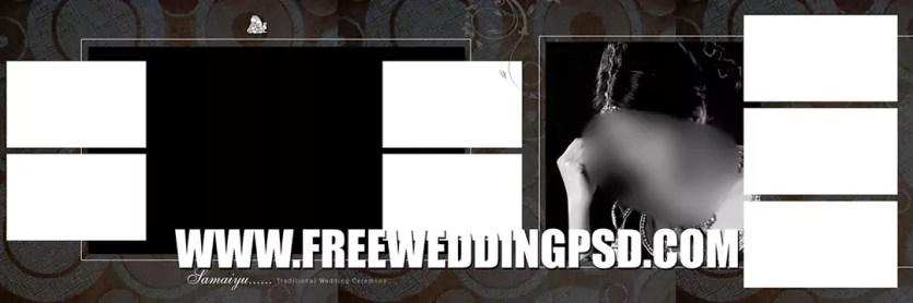 psd indian wedding photo karizma