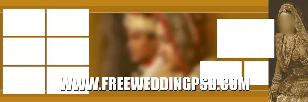 indian wedding album design 12×36 psd free download