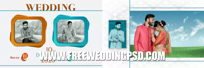 wedding psd collection free download
