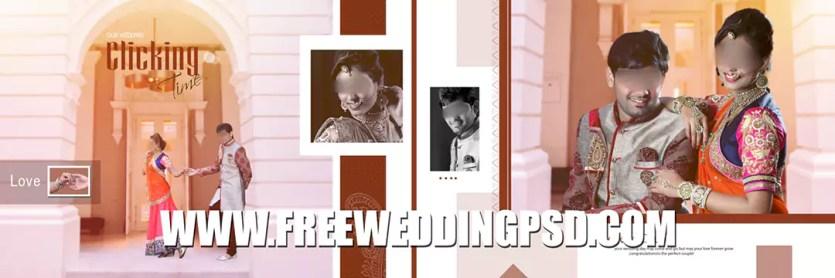 free wedding background psd download