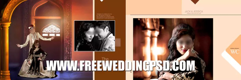 wedding elements psd file free download