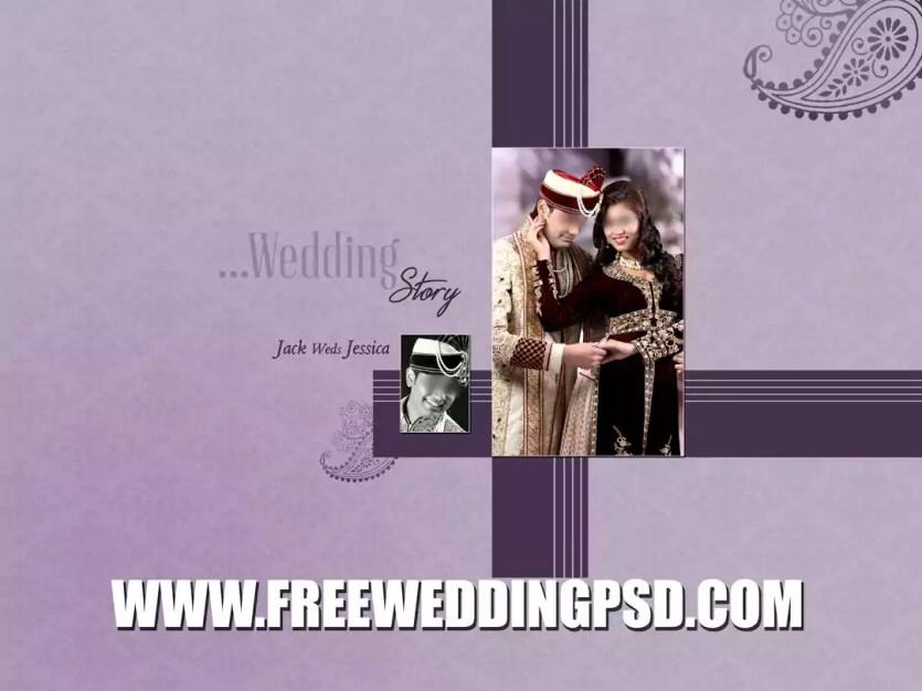 wedding karizma album psd ped designs