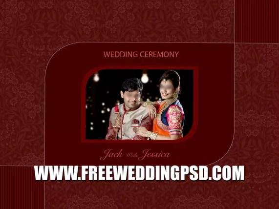 pre wedding album ped design 12×36