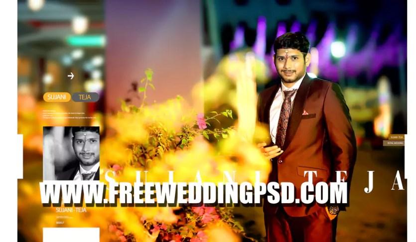 Wedding Album Premium Collection 14X24 PSD Templates 2021