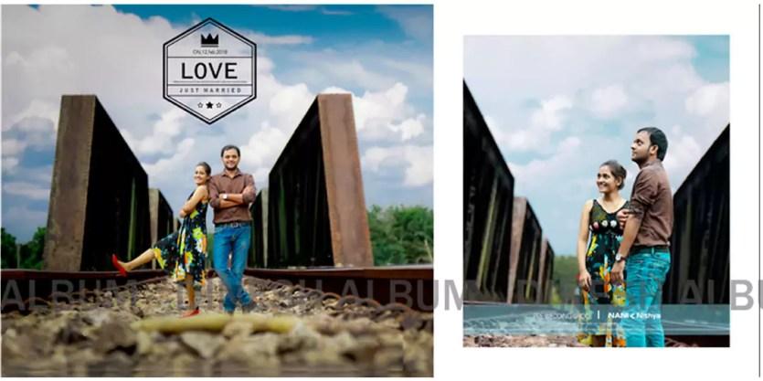 New 12 x 24 wedding Album design free Download 2021