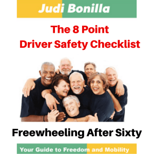 8 Point Older Driver Safety