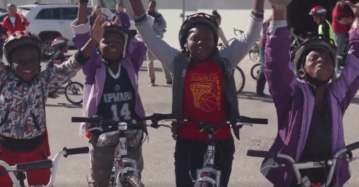 """""""Hidden Heroes"""" featured Freewheels volunteers in April."""