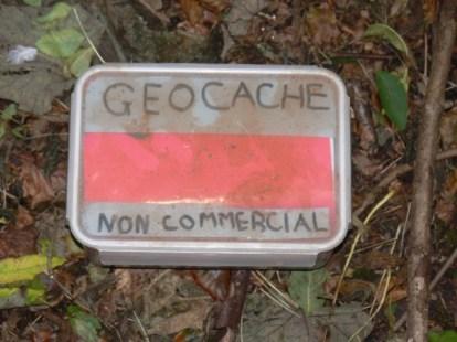 A geocache