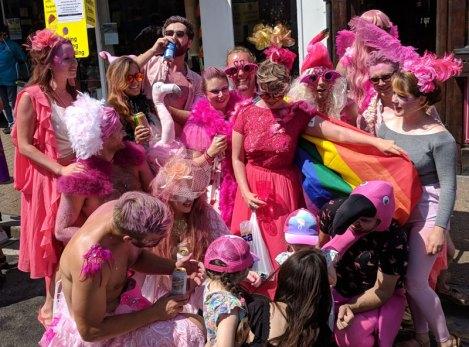 UK Pride 2018