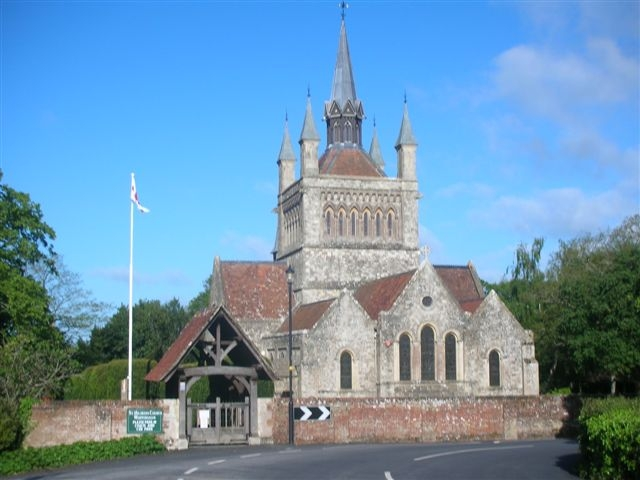 St. Mildred's Church, Whippingham