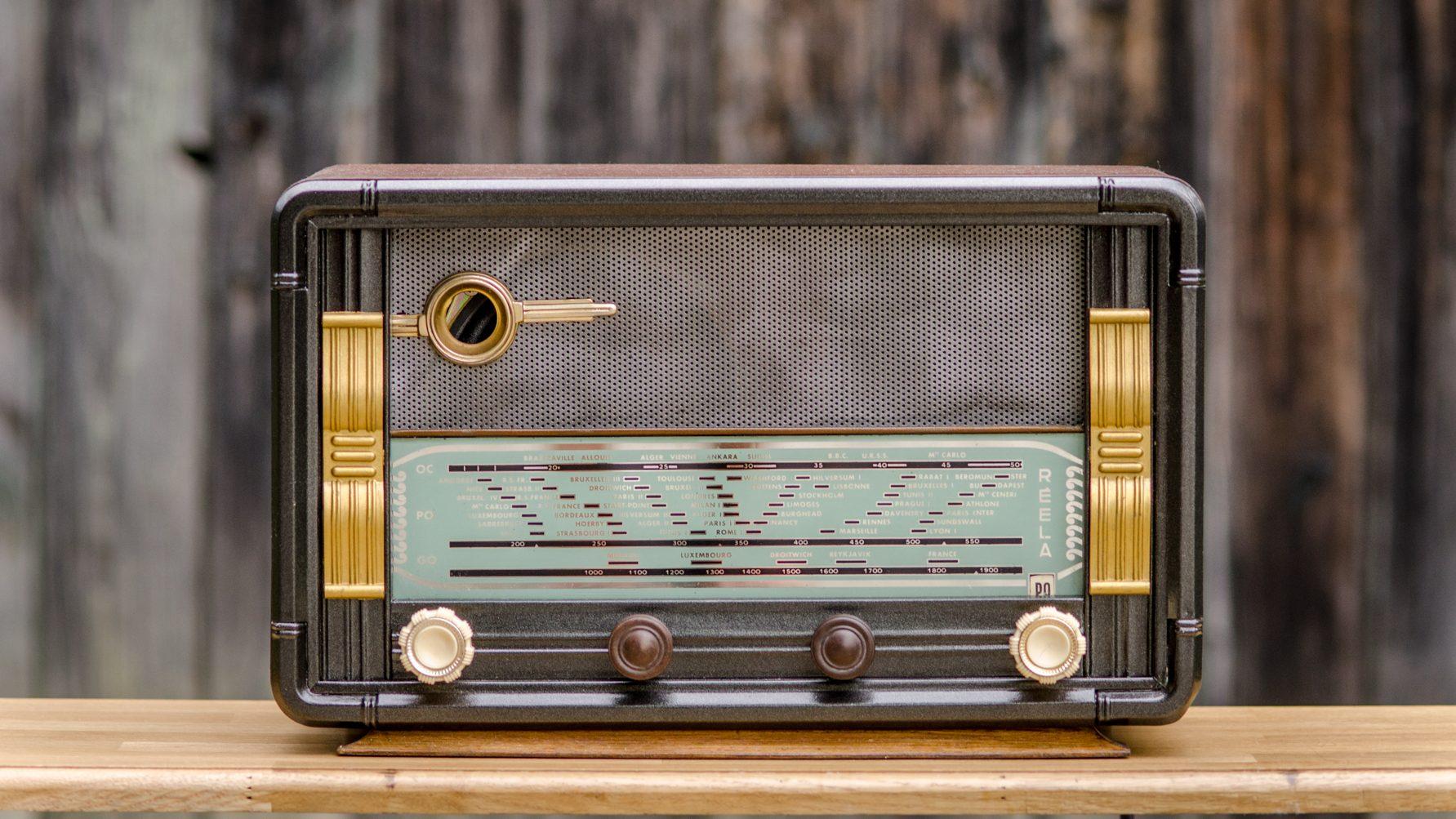 radio tsf vintage
