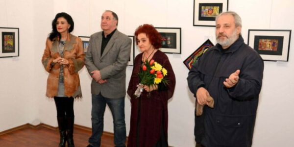 Elena Zavulovici & Augustin Lucici