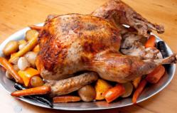sex and motherhood roasted chicken