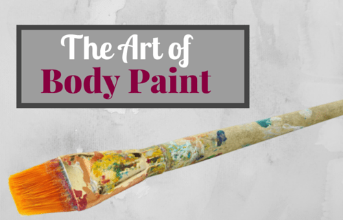 The Art of Body Paint