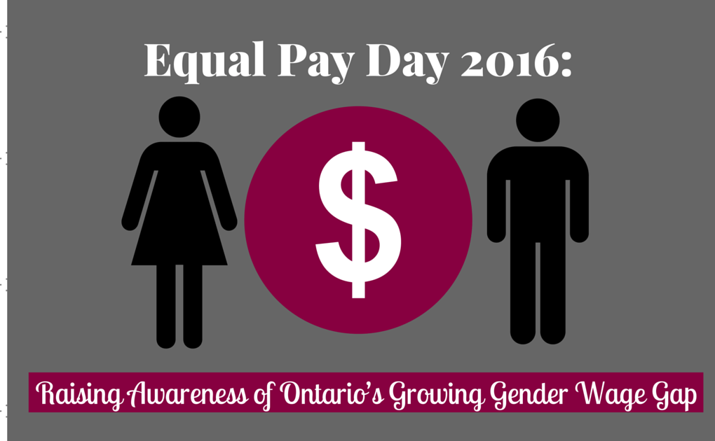 Equal Pay Day 2016
