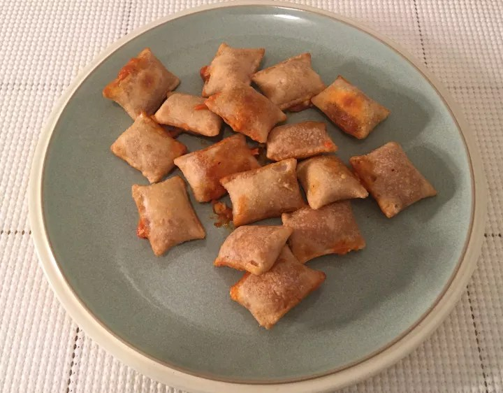 pepperoni pizza rolls 15 rolls review