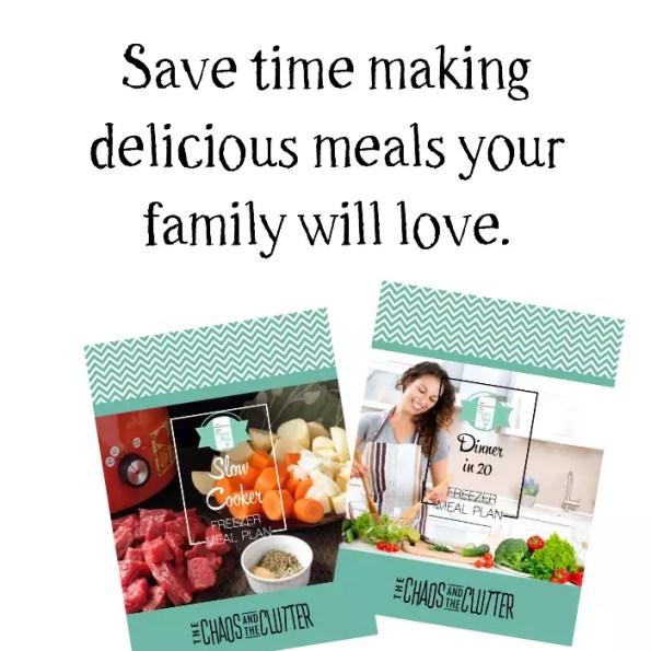 Freezer Meal Plans 700x700