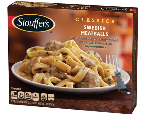 swedish meatballs good microwave meal