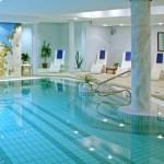 Schwimmschule im Hallenbad im Best Western Hotel in Merseburg - Foto: © Best Western Hotel